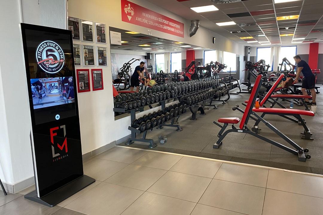 Fitness 5 - Home Center