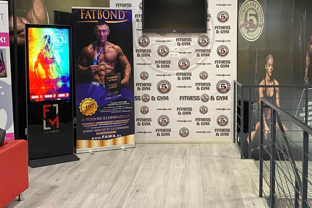 Fitness 5 - Pólus Center
