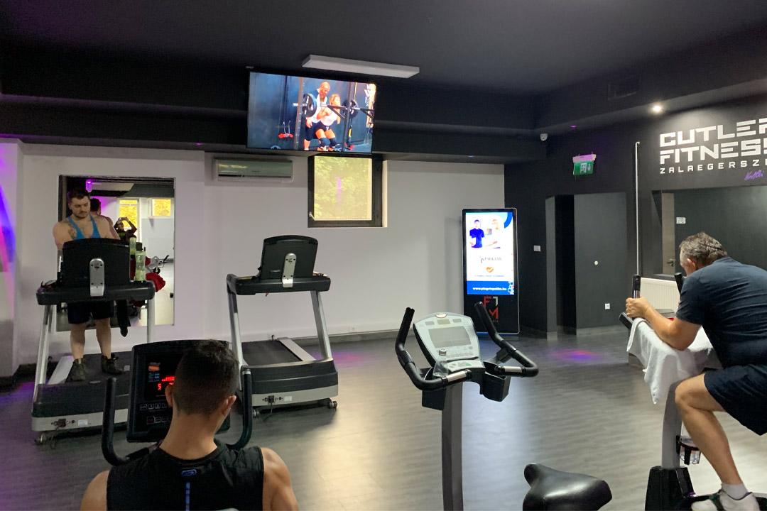 Cutler Gym